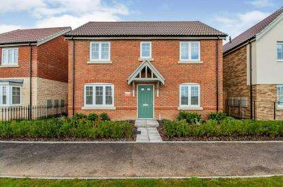 4 Bedrooms Detached House for sale in Field Drive, Wyberton, Boston