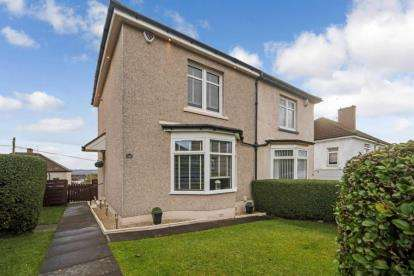 2 Bedrooms Semi Detached House for sale in Mansel Street, Springburn