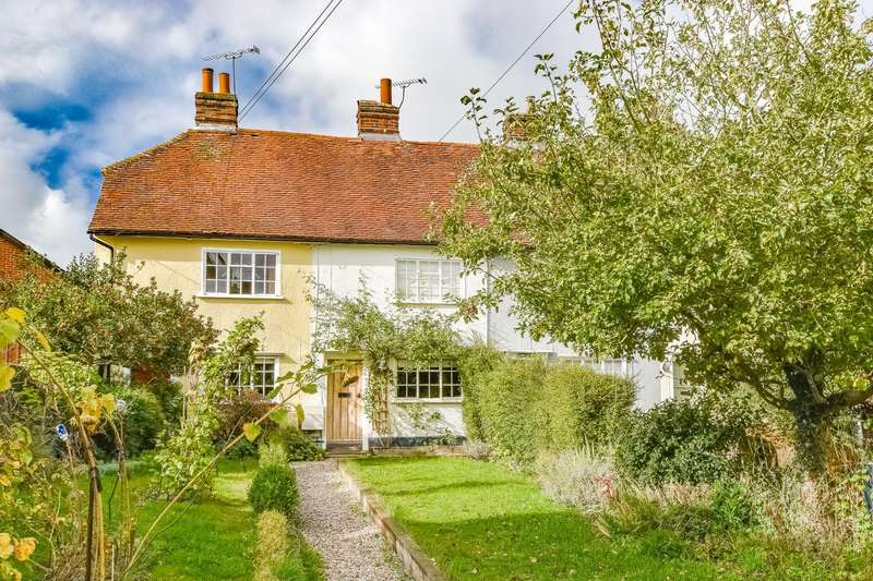 2 Bedrooms Cottage House for sale in New Street, Dunmow, Essex