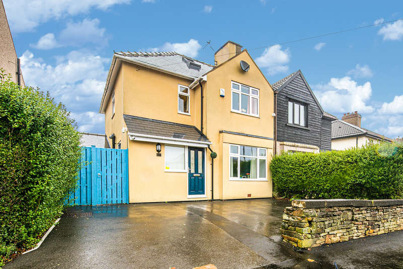 3 Bedrooms Semi Detached House for sale in Sandygate Road, Crosspool