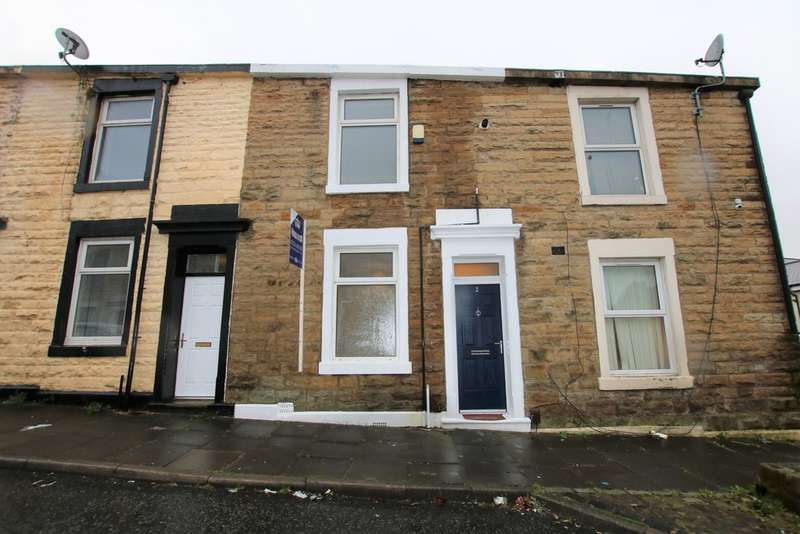 2 Bedrooms Terraced House for sale in Leach Street, Whinny Heights , Blackburn