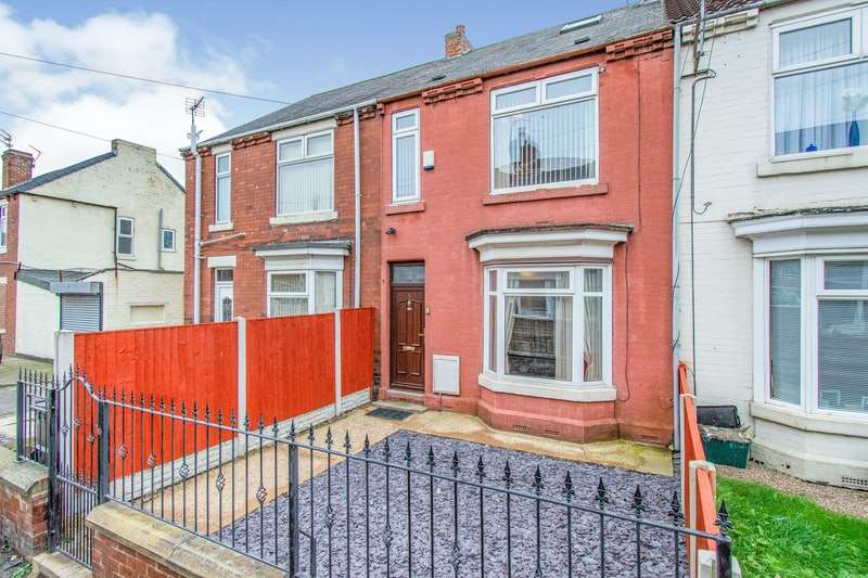 3 Bedrooms Terraced House for sale in Radcliffe Road, Doncaster, South Yorkshire, DN5