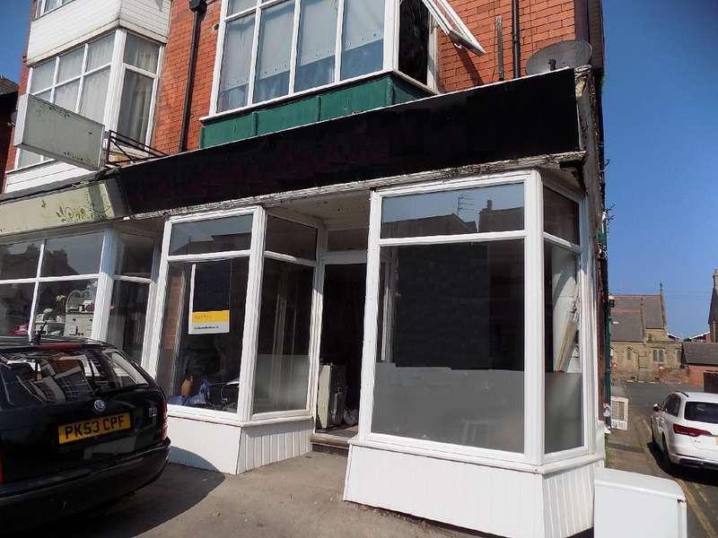 Shop Commercial for rent in St Albans Road, Lytham St Annes, FY8 1TG