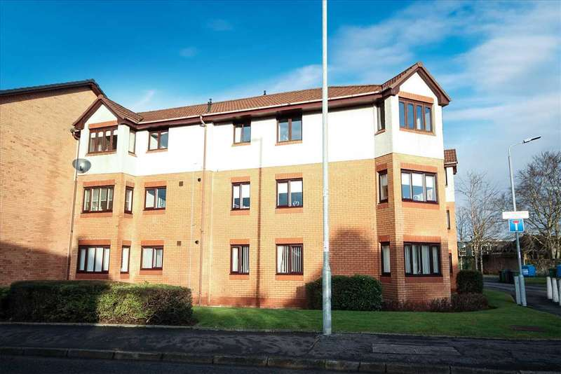 2 Bedrooms Flat for sale in South Park Grove, Hamilton, Hamilton