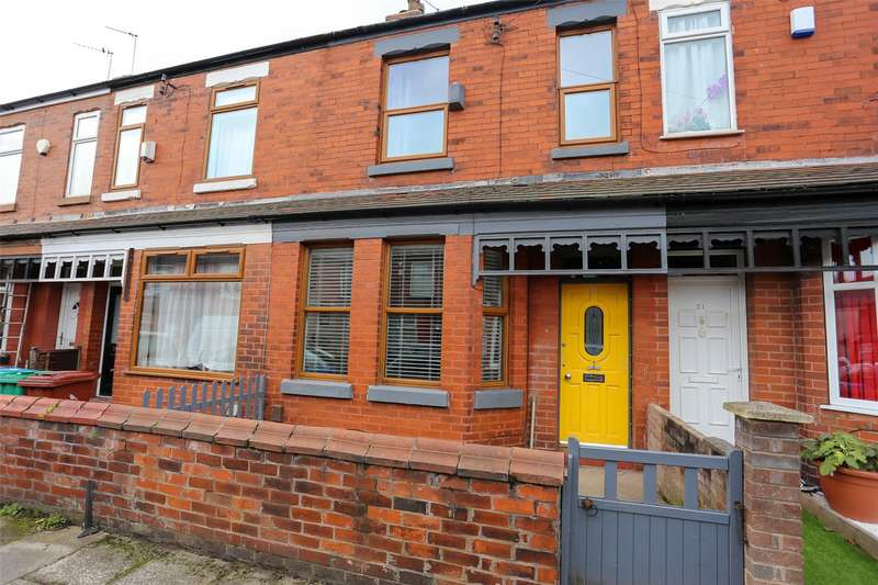 3 Bedrooms Terraced House for sale in Stanhope Street, Levenshulme, Manchester, M19