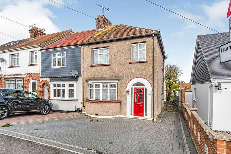 3 Bedrooms Property for rent in Herbert Road, Gillingham, ME8