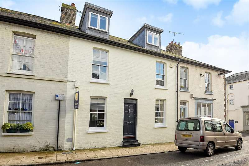 4 Bedrooms Terraced House for sale in Tarrant Street, Arundel