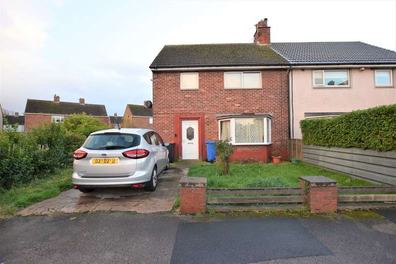 3 Bedrooms Semi Detached House for sale in Greta Place, Fleetwood