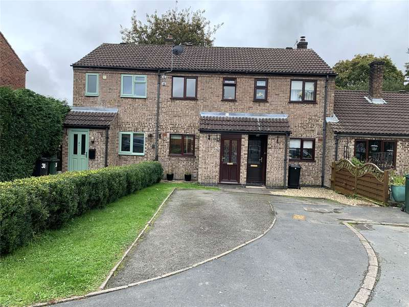 2 Bedrooms Terraced House for rent in 36 Oak Meadow, Bishops Castle, Shropshire, SY9 5PA