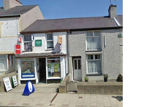 3 Bedrooms Terraced House for sale in Water Street, Penygroes, Caernarfon, LL54