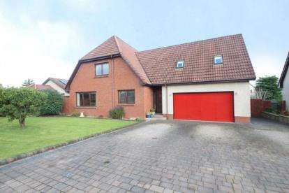 5 Bedrooms Detached House for sale in Laggan Crescent, Glenrothes