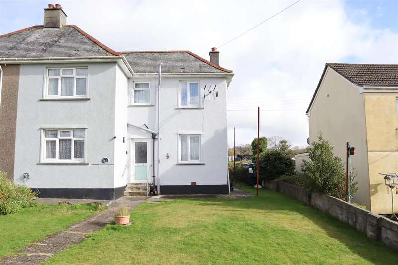 3 Bedrooms Semi Detached House for sale in Ladock