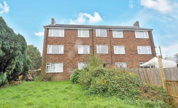 Flat for sale in Coxford Close, Southampton, Hampshire, SO16 6DB