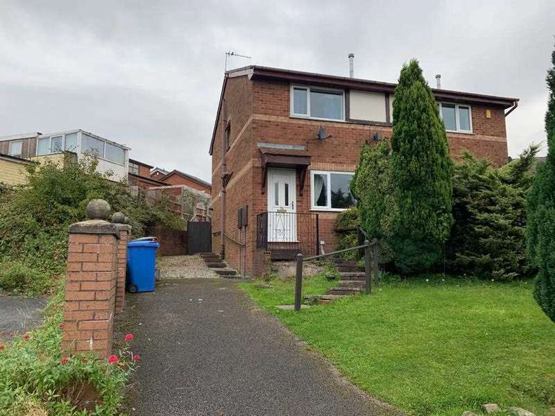 2 Bedrooms Semi Detached House for sale in Athol Grove, Chorley