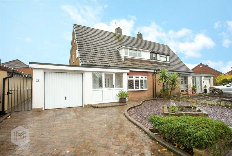 3 Bedrooms Semi Detached House for sale in Sumner Avenue, Ainsworth, BL2