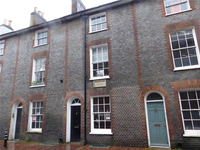 4 Bedrooms Terraced House for sale in Lansdown Place, Lewes, BN7