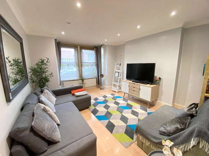 2 Bedrooms Apartment Flat for rent in Swinburne Avenue, Broadstairs, CT10