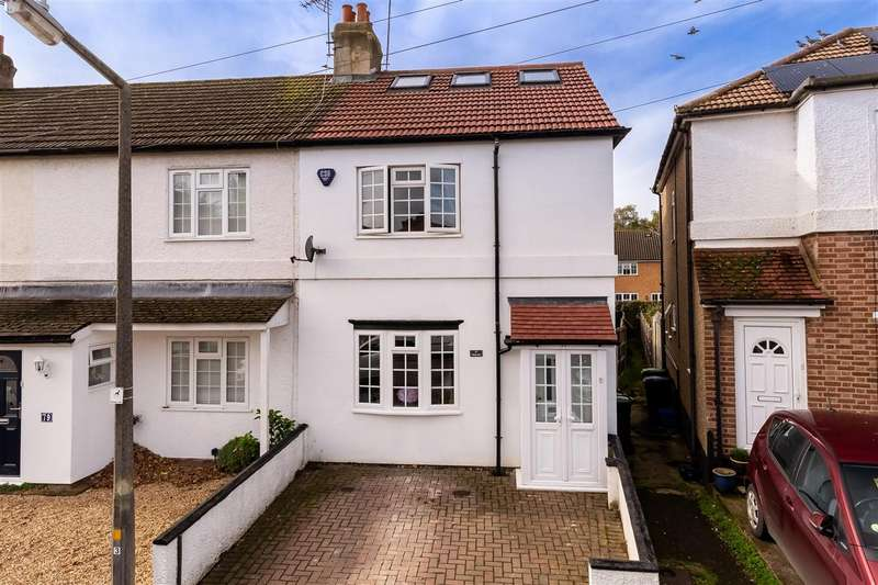 3 Bedrooms End Of Terrace House for sale in Charles Street, Epping