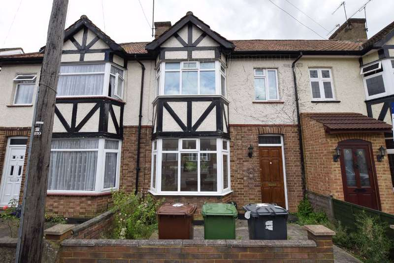 3 Bedrooms Terraced House for rent in Essex Road, Borehamwood, Hertfordshire, WD6