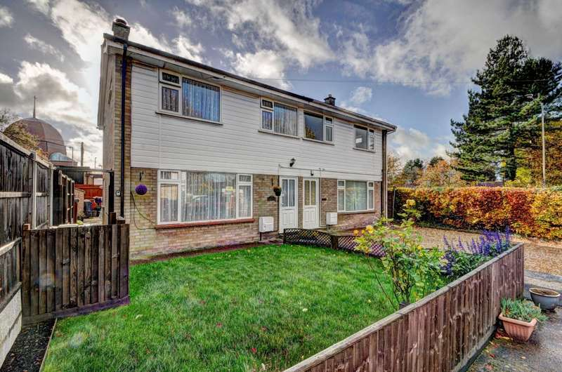 3 Bedrooms Semi Detached House for sale in Longwick Road, Princes Risborough