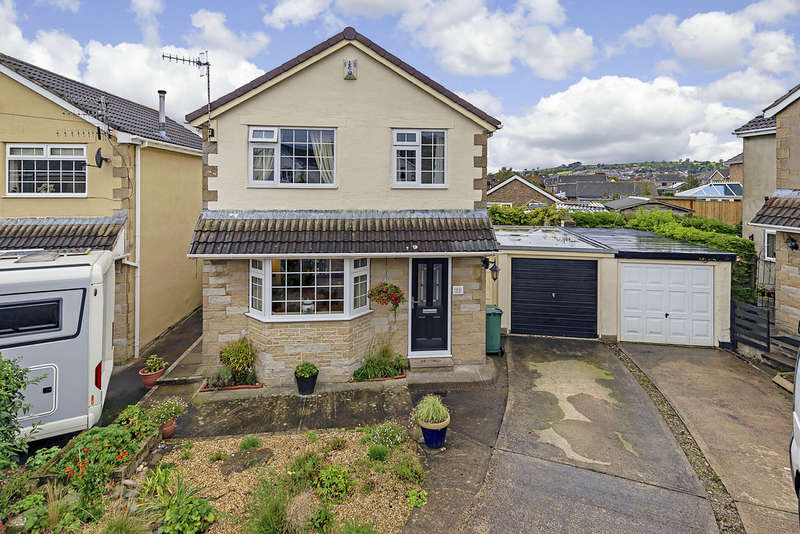 3 Bedrooms Detached House for sale in Waterside, Silsden