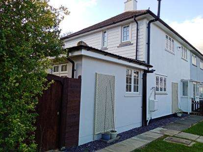 3 Bedrooms Semi Detached House for sale in Sholing, Southampton, Hampshire