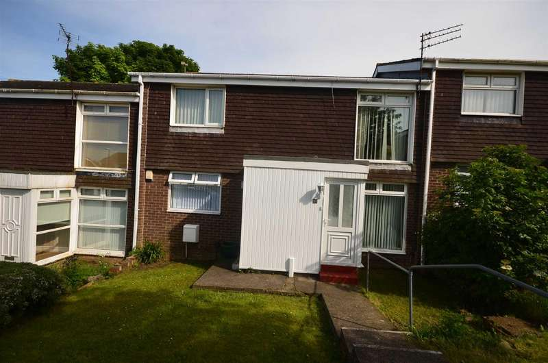 2 Bedrooms Flat for rent in Merrington Close, Moorside, Sunderland