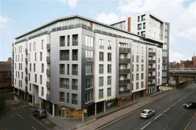 2 Bedrooms Flat for rent in 601, The Picture Works, Queens Road NG2
