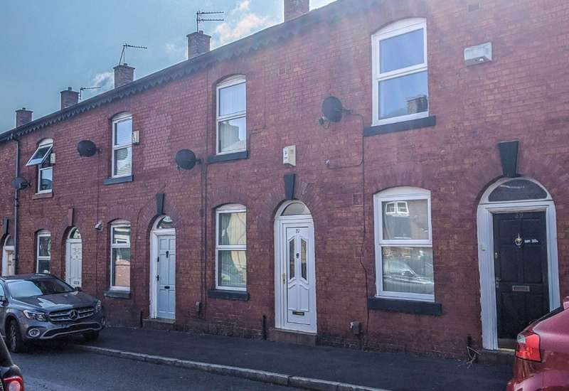 2 Bedrooms Terraced House for rent in Stoneleigh Street, , Oldham, OL1 4LE