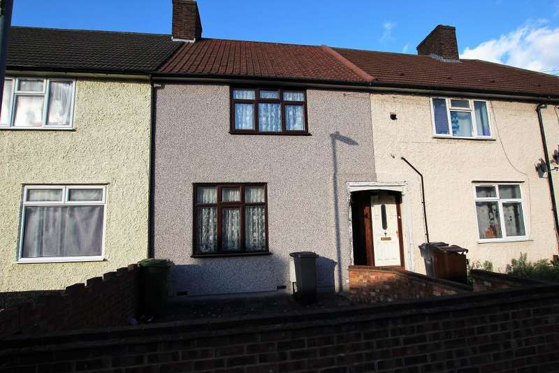2 Bedrooms Terraced House for sale in Valence Wood Road, Dagenham, Essex, RM8 3AD