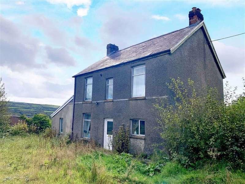 4 Bedrooms House for sale in Greenfield Terrace, Pontyberem, Llanelli