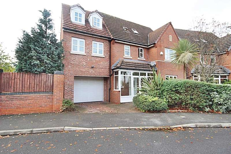 6 Bedrooms Detached House for sale in Riding Close, Sale