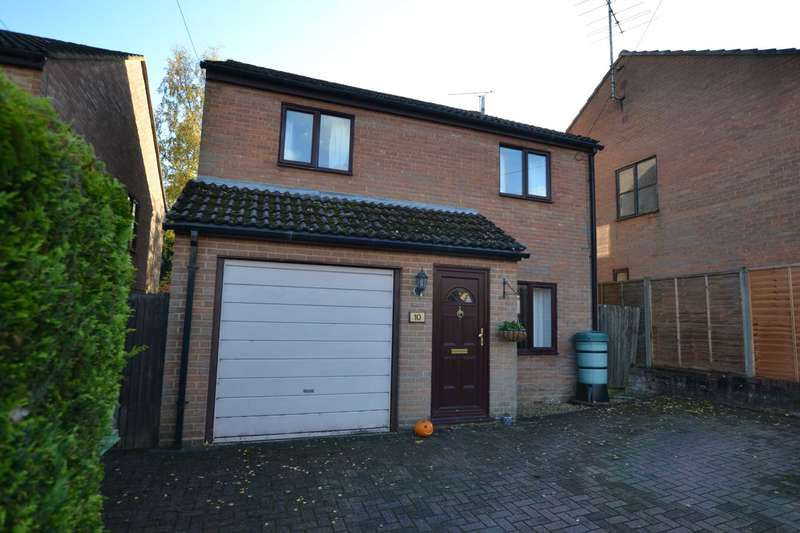 4 Bedrooms Detached House for sale in Melrose Close, Bordon, Hampshire, GU35