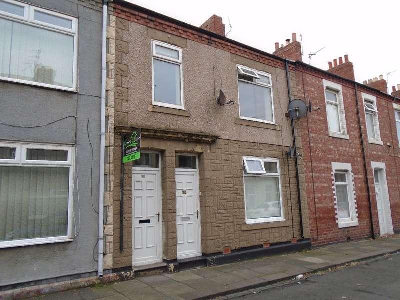 2 Bedrooms Flat for rent in Sidney Street, Blyth, NE24 2RD