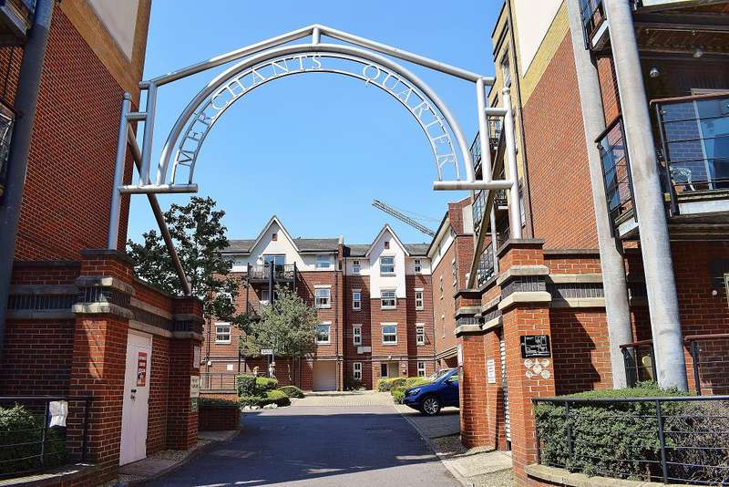 2 Bedrooms Flat for rent in Guild House, Merchants Quarter, 4a Briton Street, Southampton, SO14 3EY