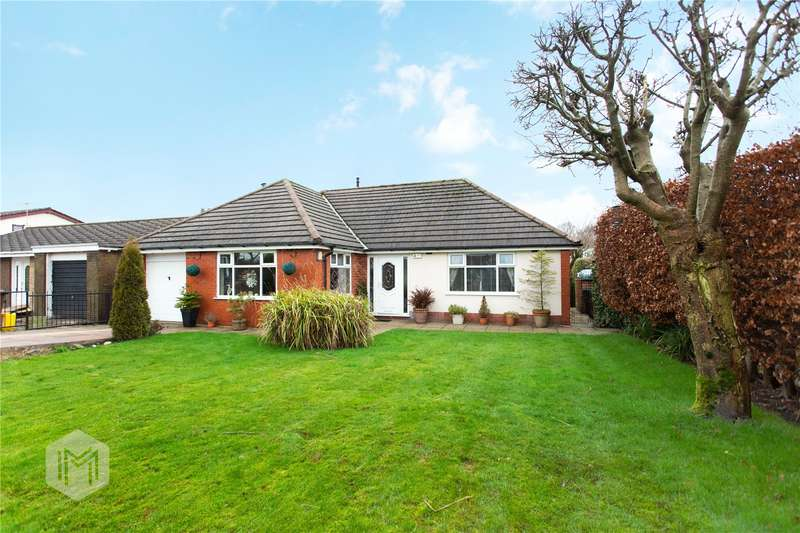 3 Bedrooms Detached Bungalow for sale in Bury Old Road, Ainsworth, Bolton, Greater Manchester, BL2