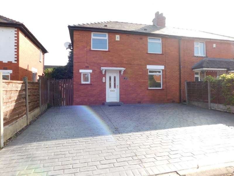 3 Bedrooms Semi Detached House for sale in Thompson Avenue, Ainsworth, Bolton, Greater Manchester, BL2