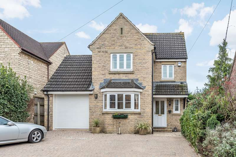 4 Bedrooms Detached House for sale in The Street, Coaley, GL11