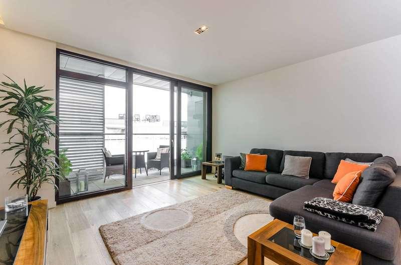 3 Bedrooms Flat for rent in York Way, St Pancras, N1C
