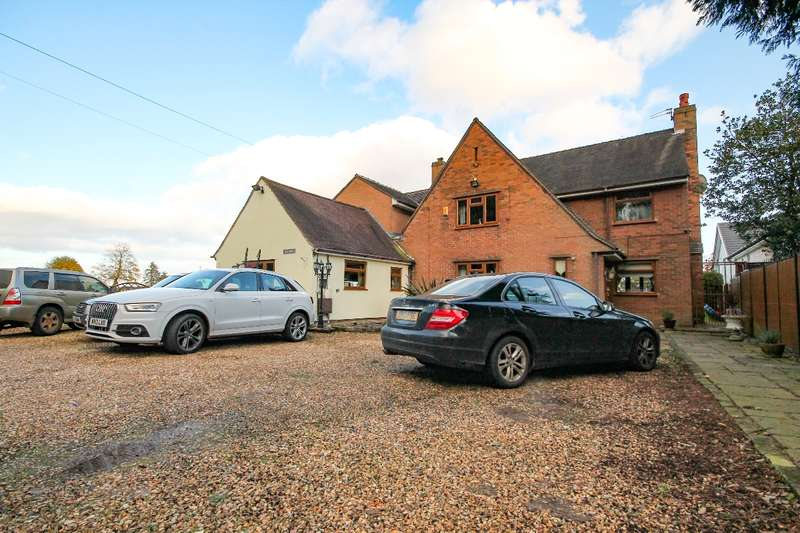 5 Bedrooms Detached House for sale in Burrows Lane Prescot L34