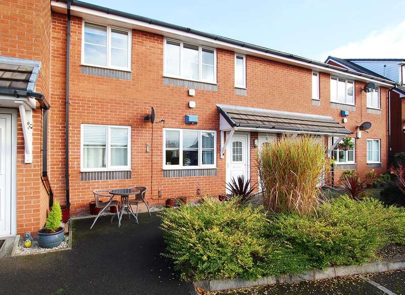 2 Bedrooms Apartment Flat for sale in Greenall Street, Ashton-in-Makerfield, Wigan, WN4