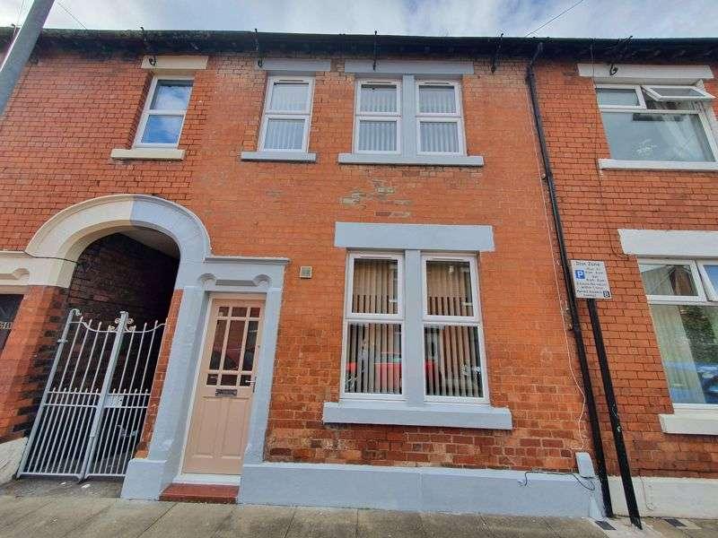 2 Bedrooms Property for rent in Lindisfarne Street, Carlisle