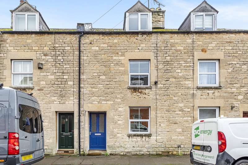 4 Bedrooms Terraced House for sale in Prospect Place, Cirencester, GL7