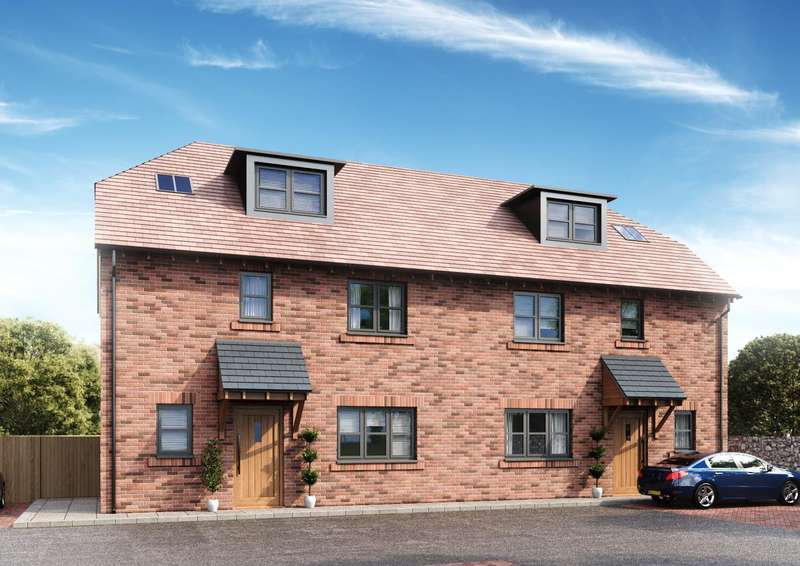 3 Bedrooms Semi Detached House for sale in Goring Road, Woodcote, RG8