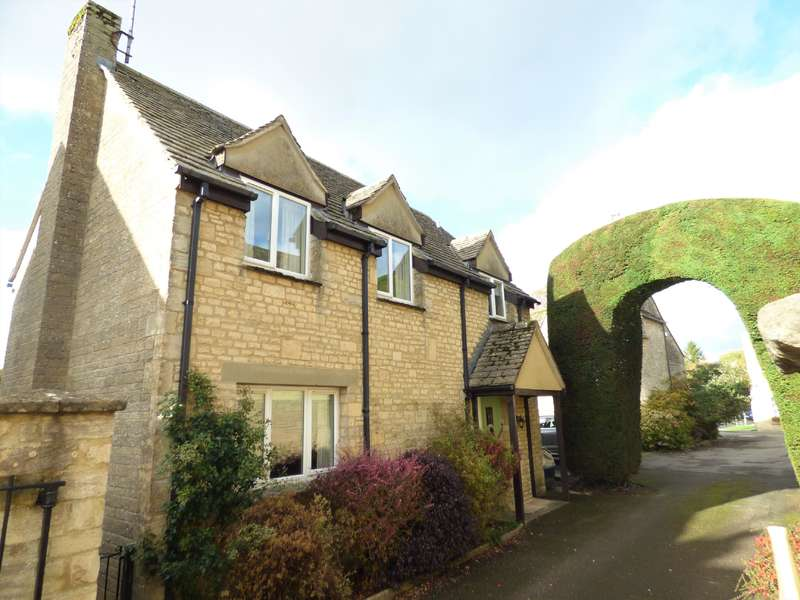 3 Bedrooms Detached House for sale in High Street, Northleach, Gloucestershire