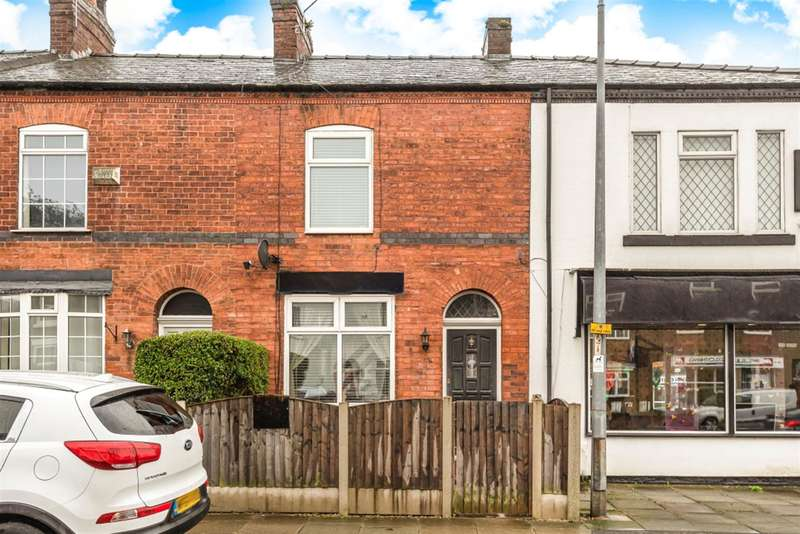 2 Bedrooms Terraced House for rent in Moorside Road, Swinton, Manchester, M27 0HH