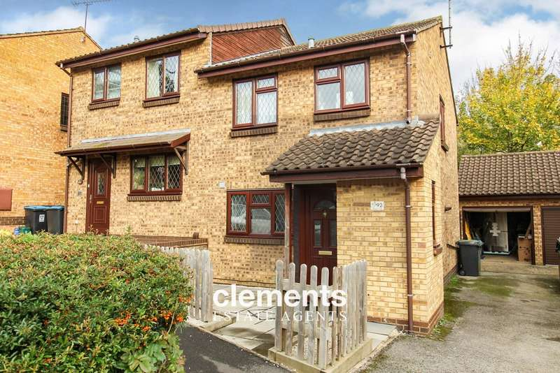 3 Bedrooms Semi Detached House for sale in Hunters Oak, Hemel Hempstead