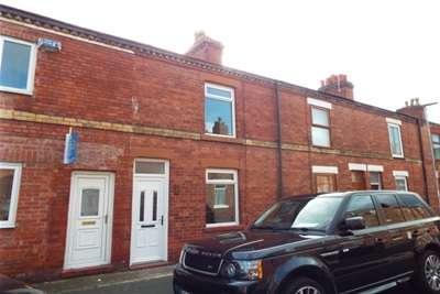 3 Bedrooms House for rent in Dudley Street, Warrington, WA2 7BQ
