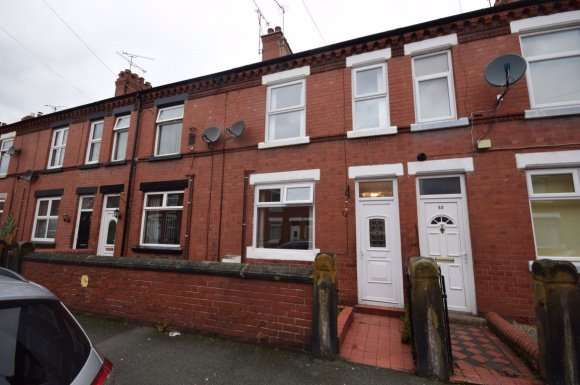 2 Bedrooms Terraced House for rent in Edward Street, Wrexham