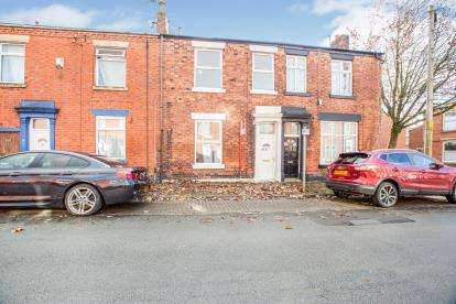 3 Bedrooms Terraced House for sale in Cunliffe Street, Chorley, Lancashire
